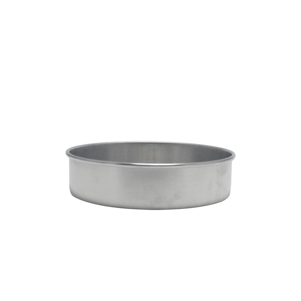 Forma de Bolo Redonda de Aluminio Reta Fixa 20x5 cm Doupan