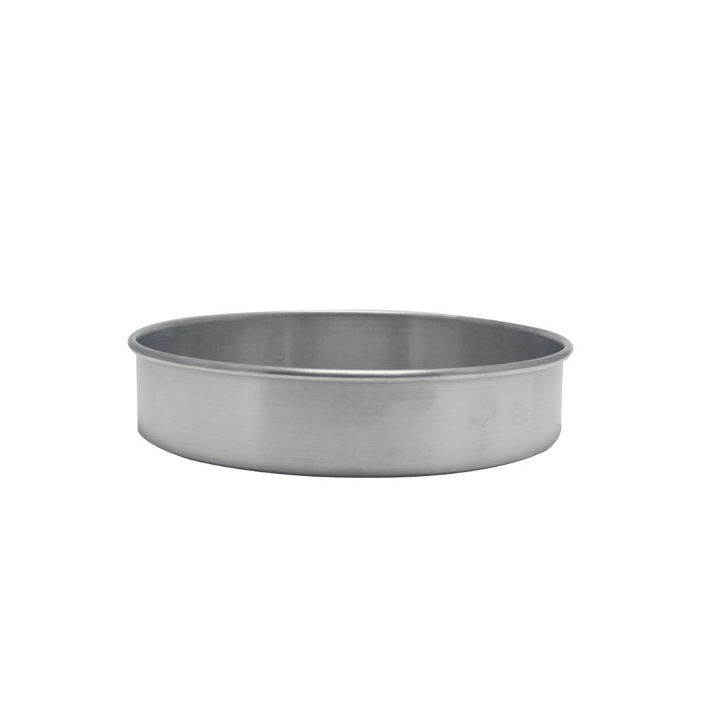 Forma de Bolo Redonda de Aluminio Reta Fixa 23x5 cm Doupan