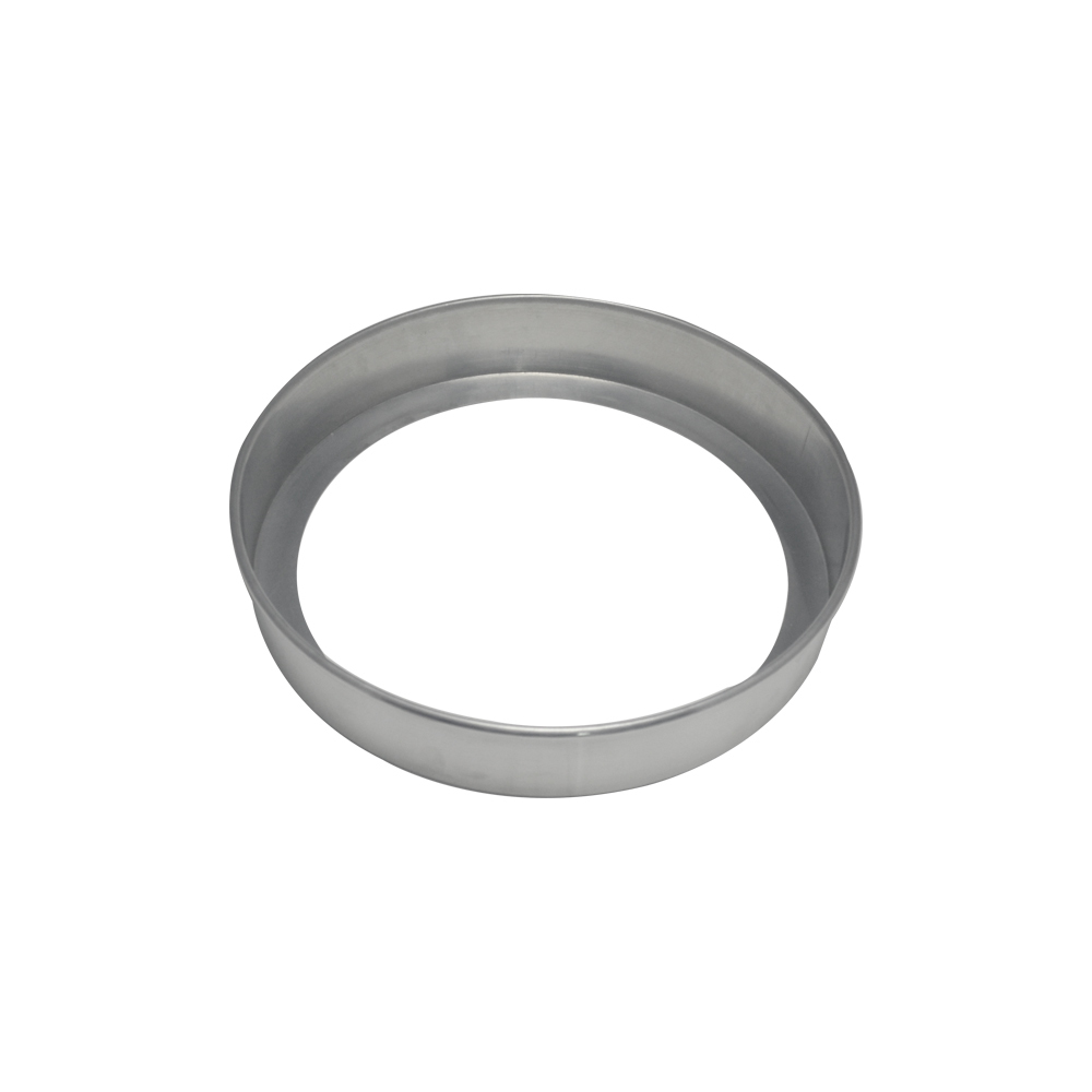 Forma de Bolo Redonda Fundo Falso de Aluminio Reta 30x5 cm Doupan
