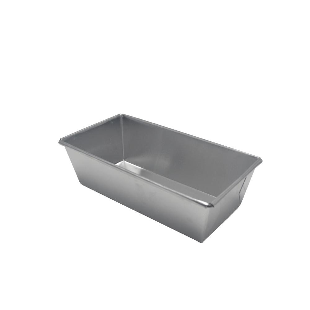 Forma para Bolo Inglês Grande de Alumínio 17,7x6,8x5 cm Doupan