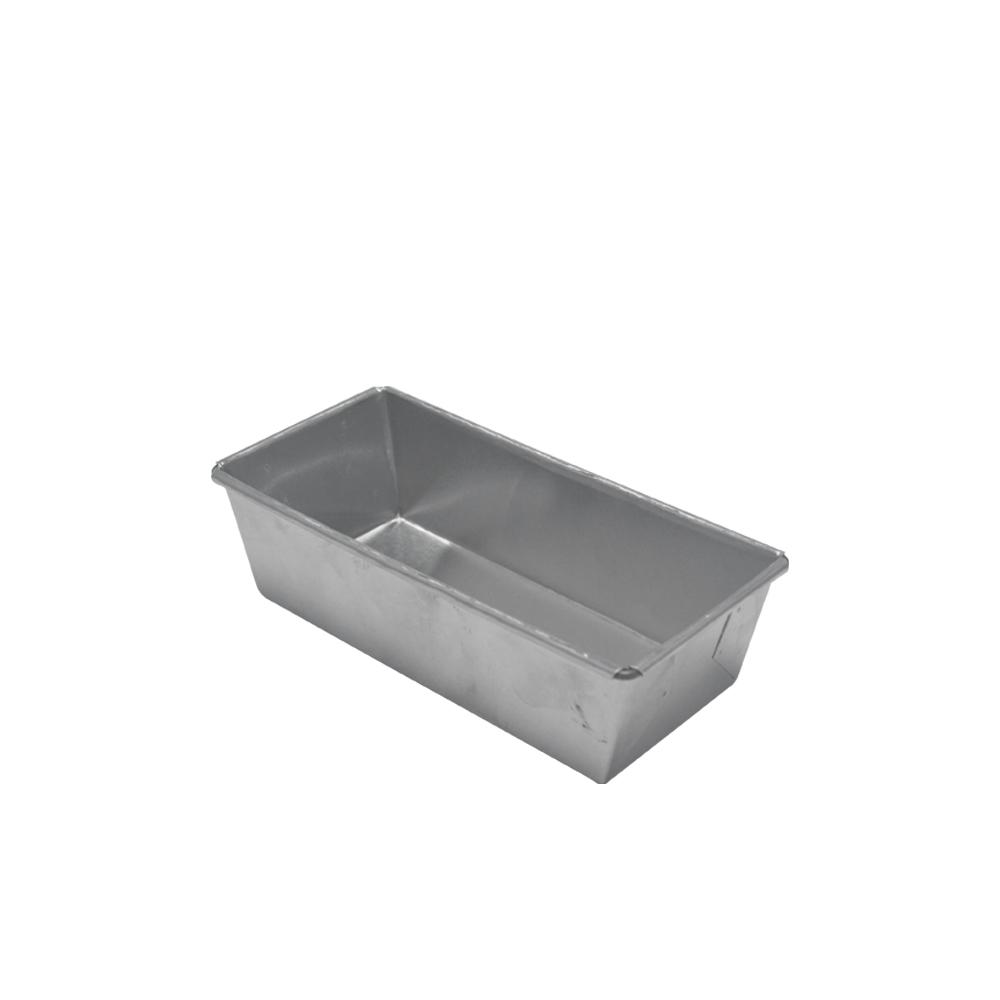 Forma para Bolo Inglês Pequena de Alumínio 15,8x6,8x5 cm Doupan
