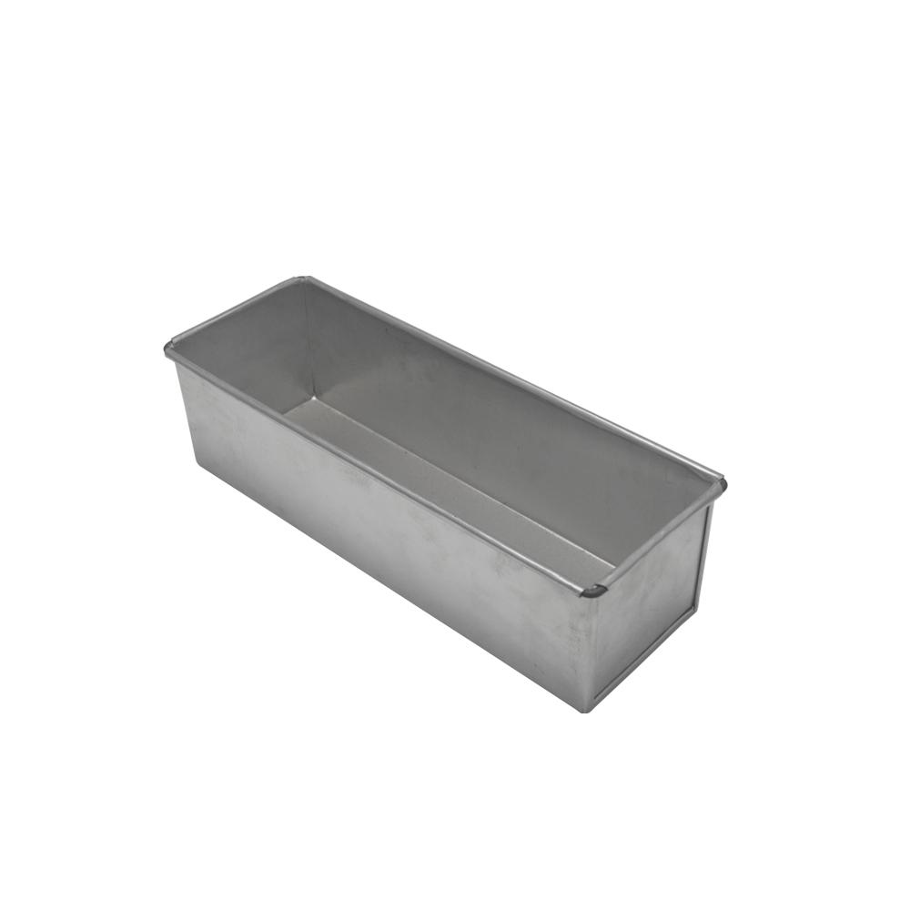 Forma para Pão de Forma Baby sem Tampa de Alumínio 22x10 cm Doupan