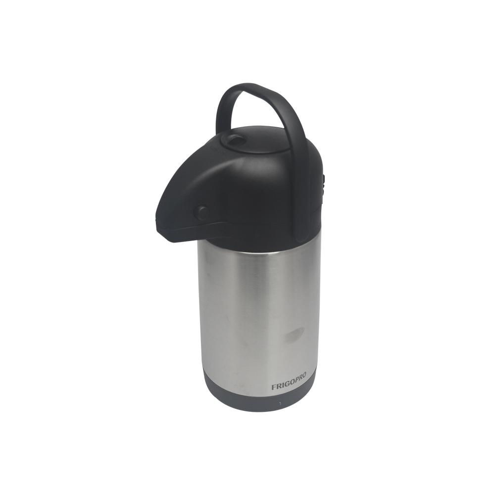 Garrafa Termica de Inox 2,2 Litros Inquebrável Frigopro