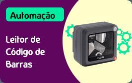 LEITOR DE CÓDIGO DE BARRAS