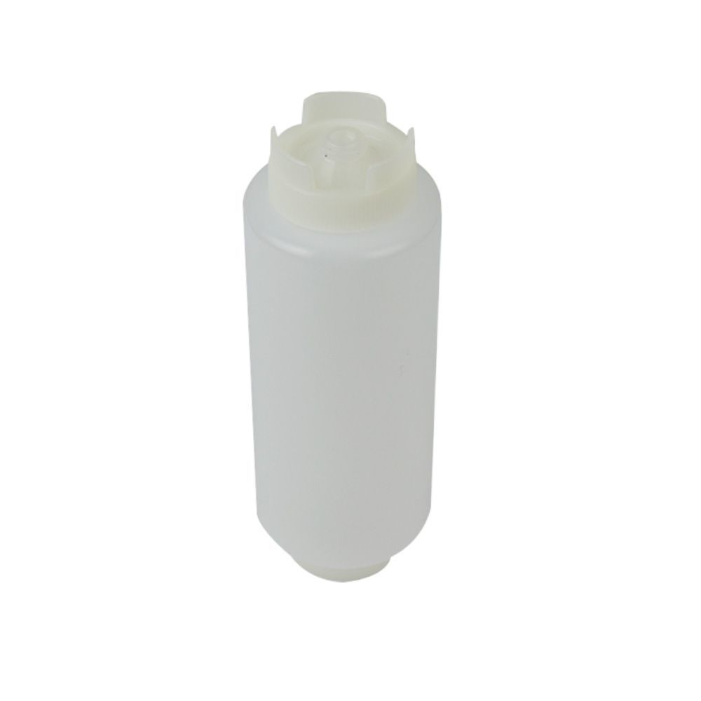 Bisnaga Invertida 720 ml Fifo com Fechamento Automático