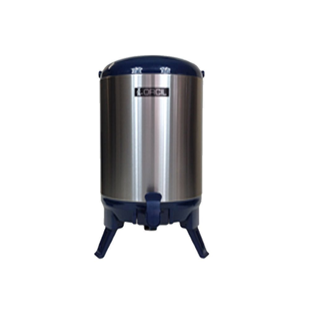 Botijão Térmico 9,5 Litros Azul Orcil