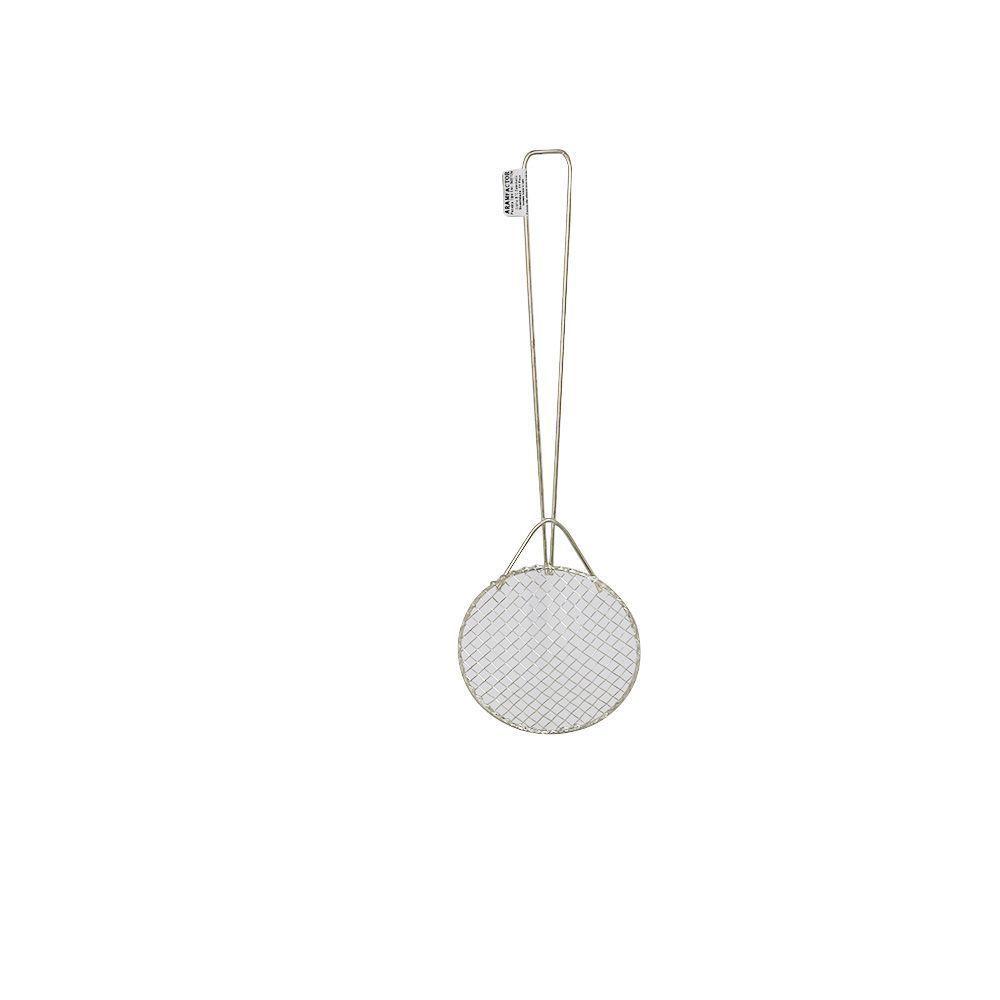 Escumadeira Fritura 12 cm Aramfactor