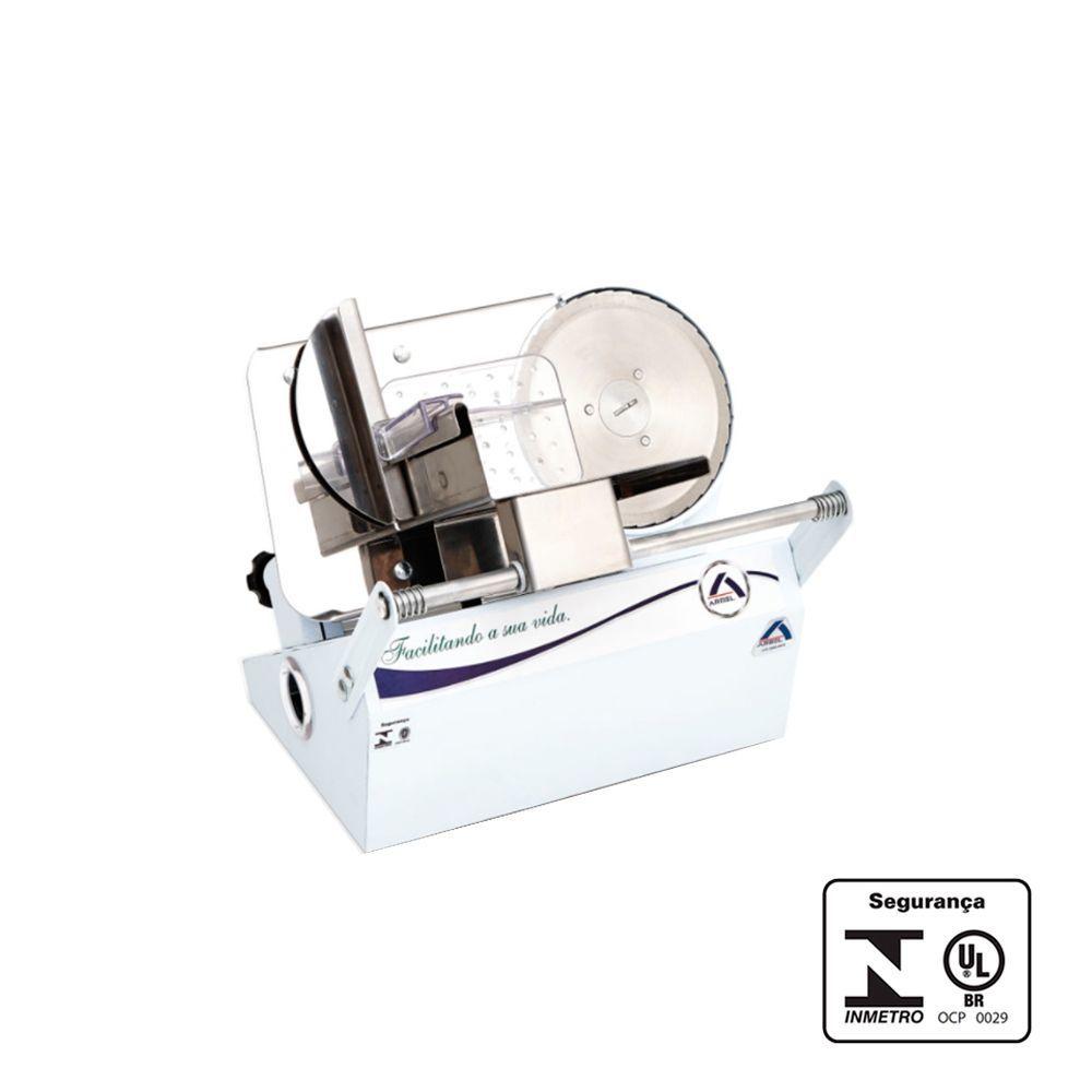 Fatiador de Frios Pequeno Porte Branco 170 mm  220V - Arbel