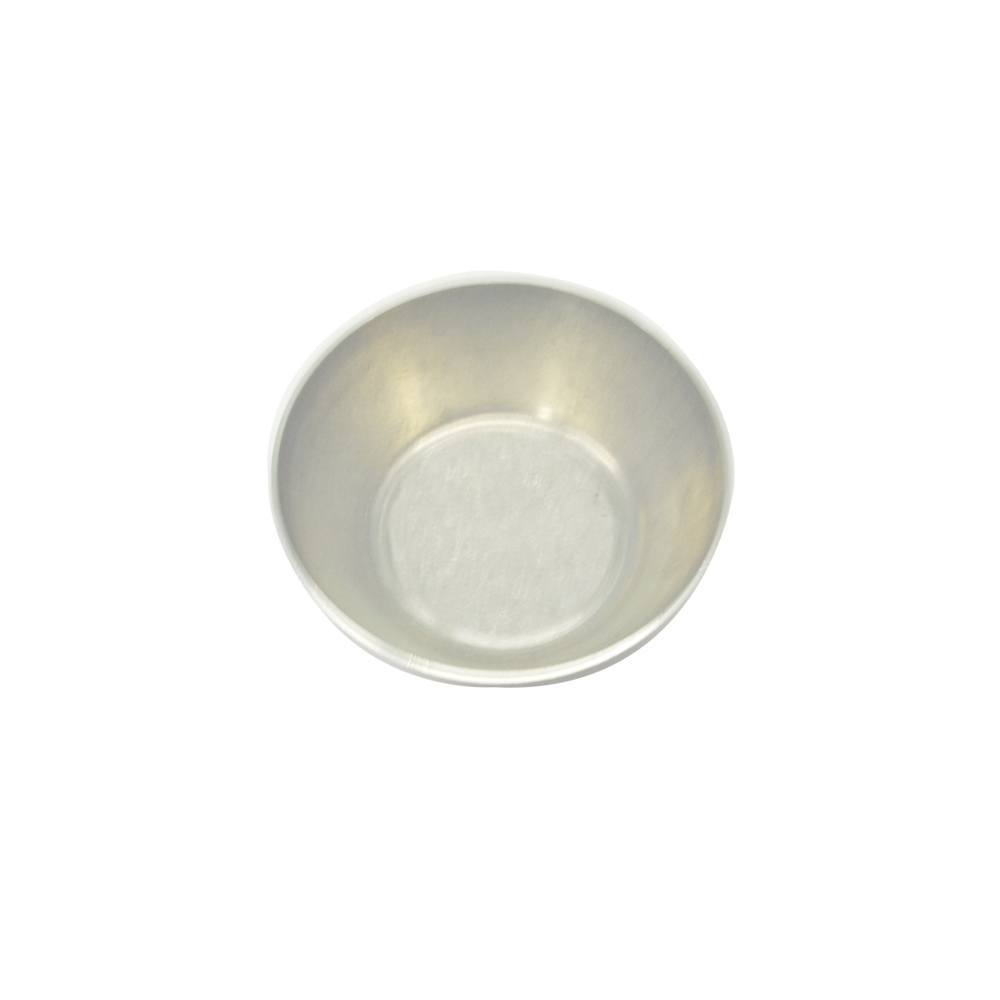Forma de Empada Alumínio Lisa com Boca de 5,1 cm N1Doupan 1220