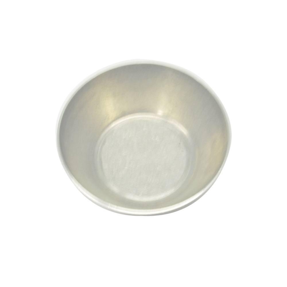 Forma de Empada Alumínio Lisa com Boca de 6,8 cm N4 Doupan 1223