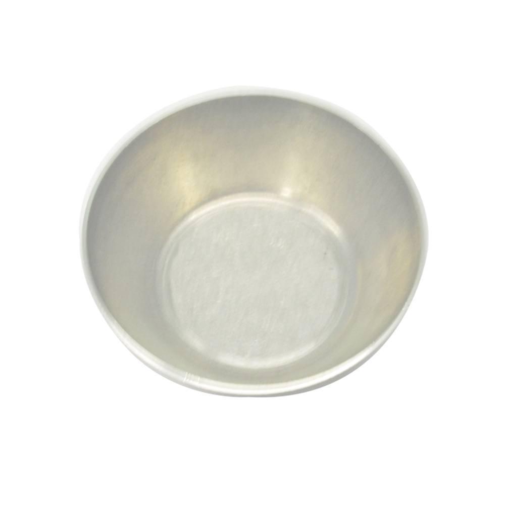 Forma de Empada Alumínio Lisa com Boca de 7,1 cm N5 Doupan