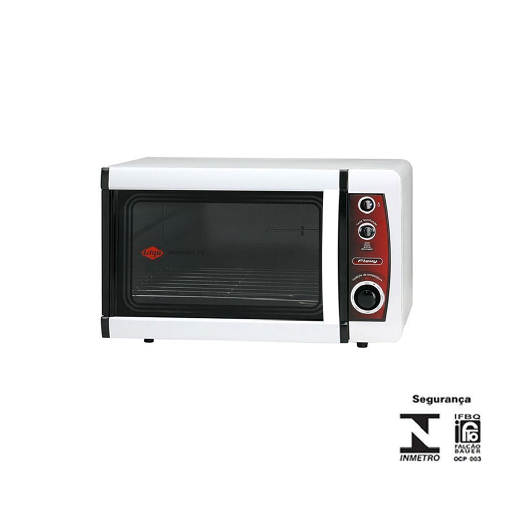Forno Elétrico Flexy Easy Clean Layr 220V