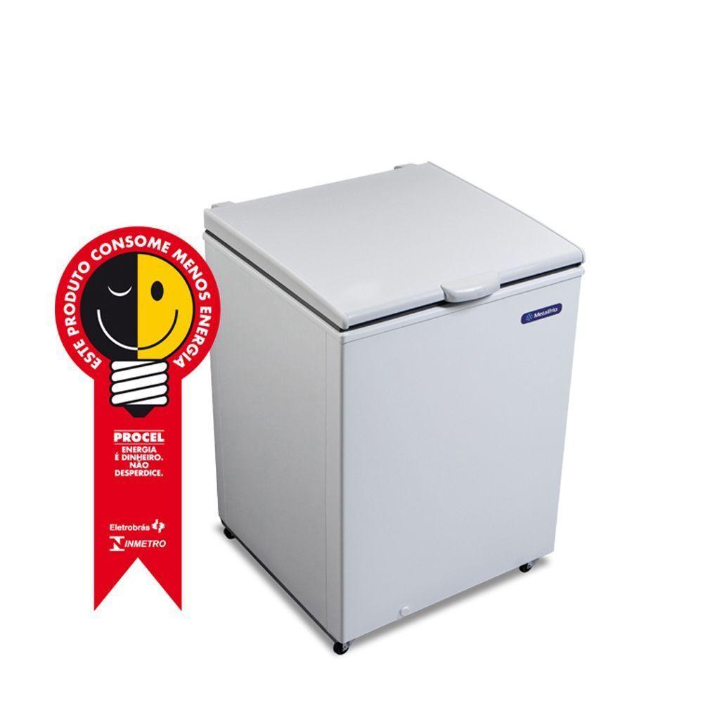 Freezer Horizontal Metalfrio 166 Litros Tampa Cega 220V - DA170B