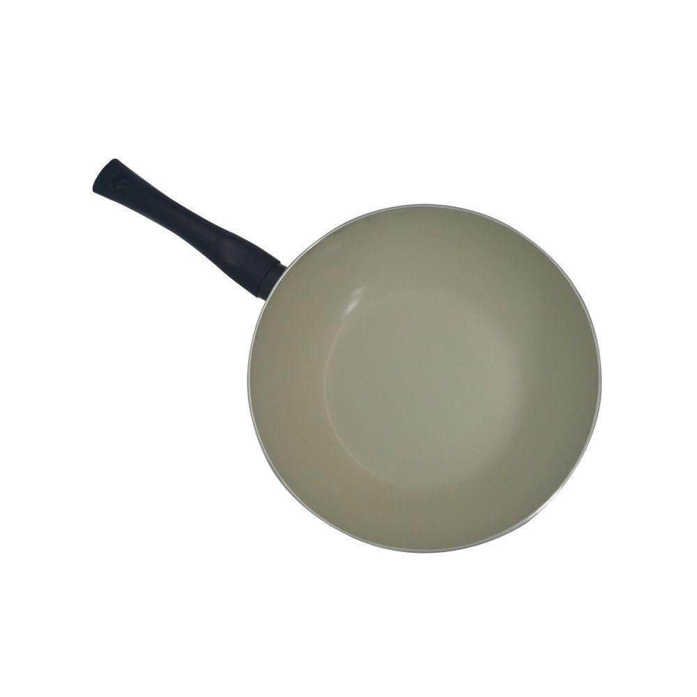 Frigideira Antiaderente em Cerâmica Indução 28 cm Ecook - Jomafe