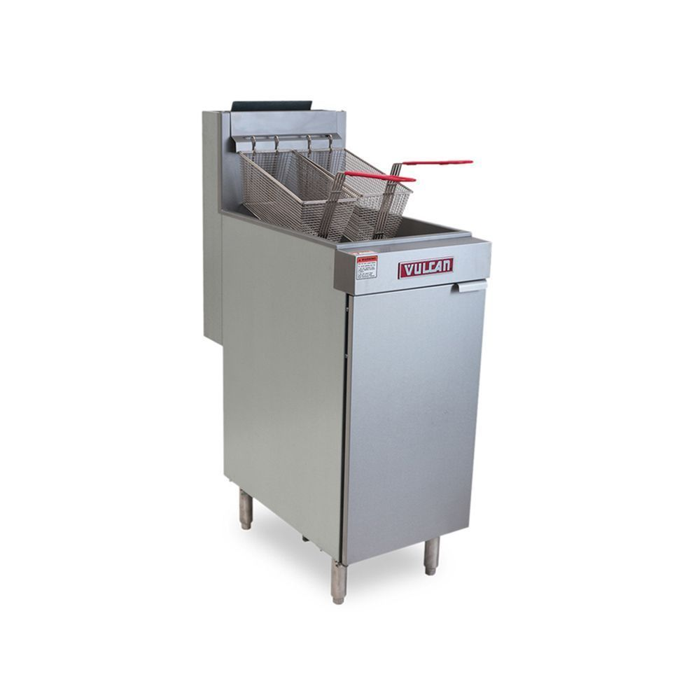 Fritadeira Industrial à Gás LG500 GLP Hobart Vulcan