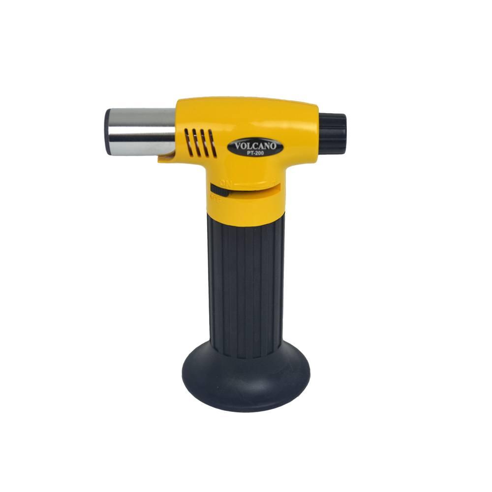 Maçarico de Cozinha à Gás Amarelo PT-200 Pro Torch Volcano