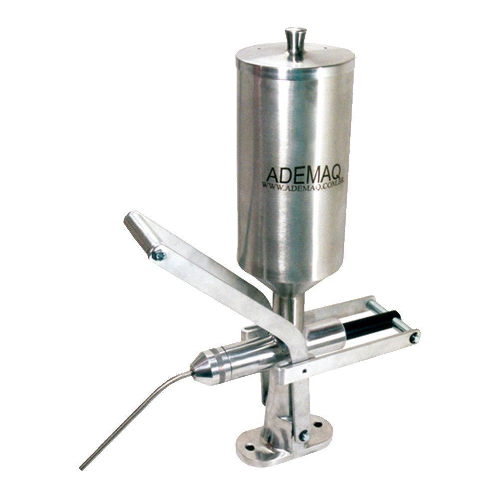 Máquina de Churros Doceira 2 Litros Inox - Ademaq