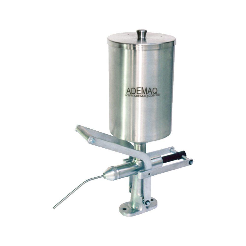 Máquina de Churros Doceira 5 Litros Inox - Ademaq