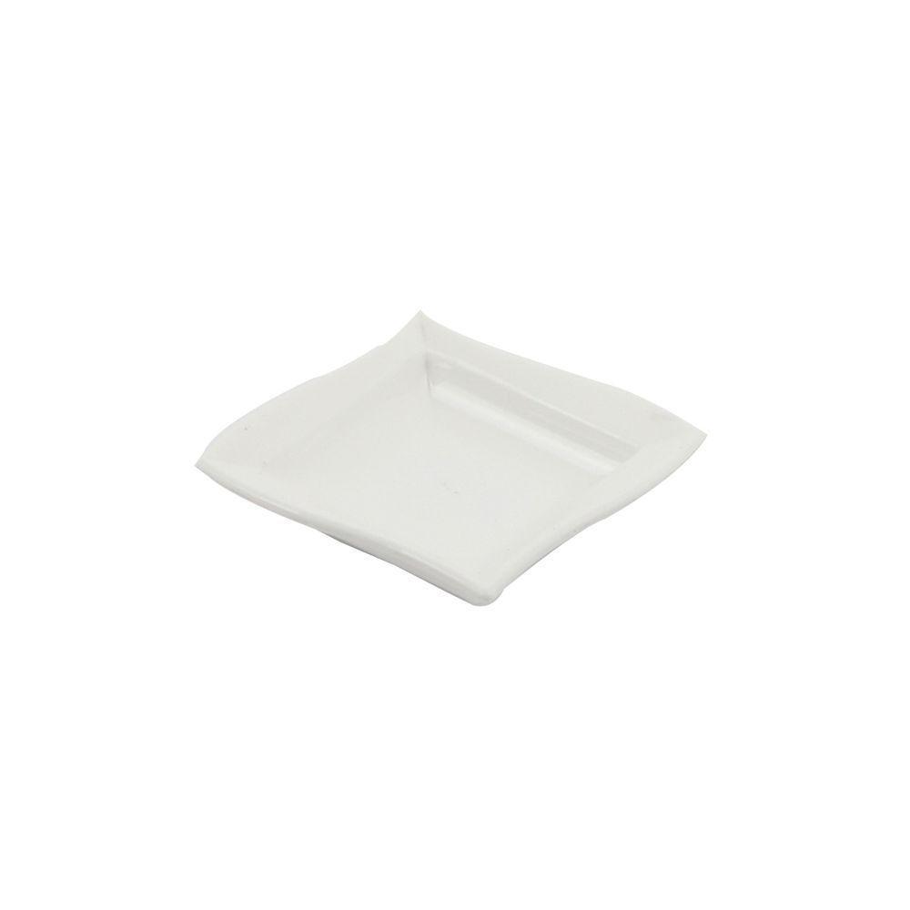 Molheira de 35 ml Branca de Policabonato Vemplast