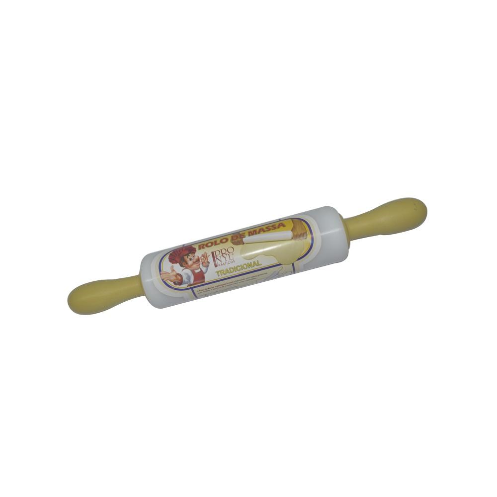 Rolo de Massa Semi Profissional Pequeno Polietileno 6X22 cm Pronyl 015