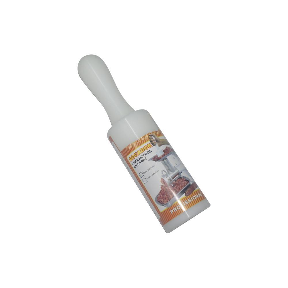 Socador para Moedor de Carne Boca 32 Polietileno Pronyl