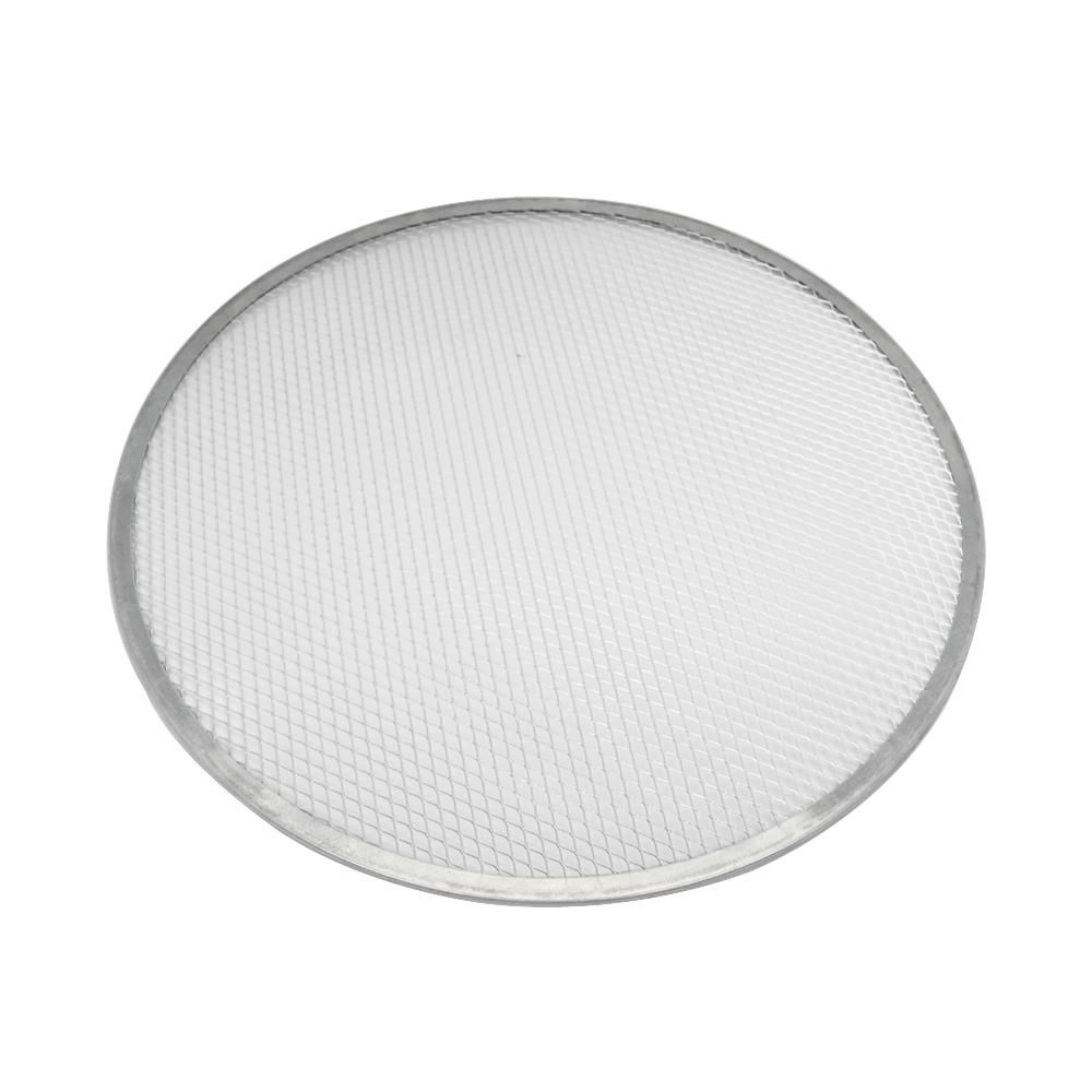 Tela Redonda para Pizza  45 cm Alumínio Doupan