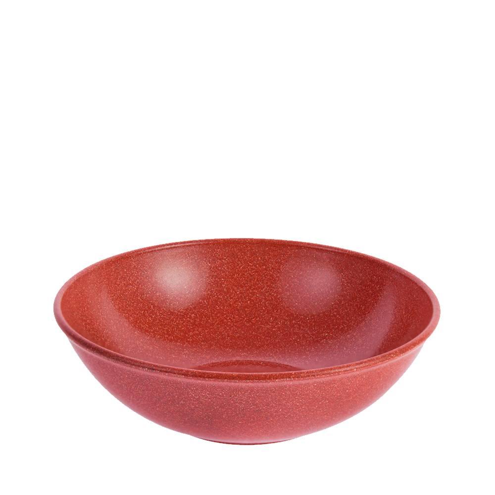 Tigela Cumbuca Bowl 1000 ml Mogno WPC Produto Sustentável  - Evo