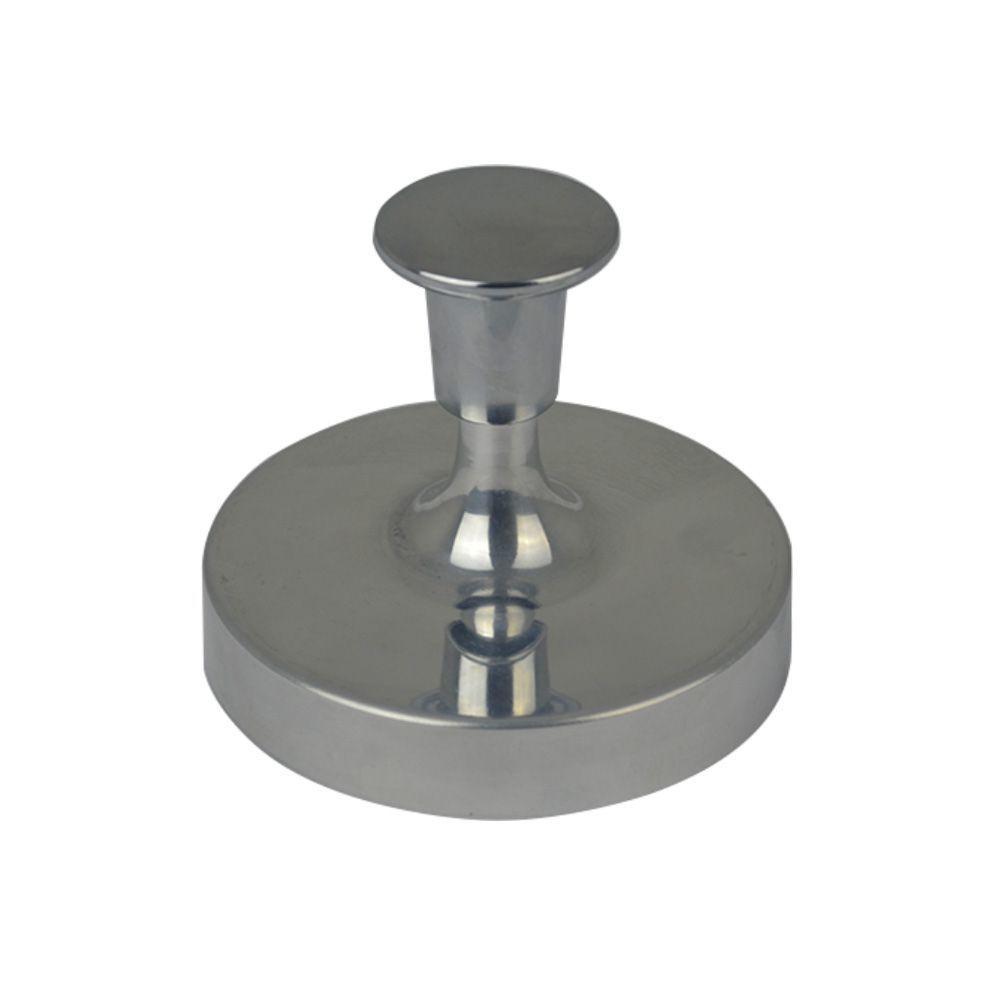 Modelador de Hamburguer em Aluminio de 12 cm Artefatos