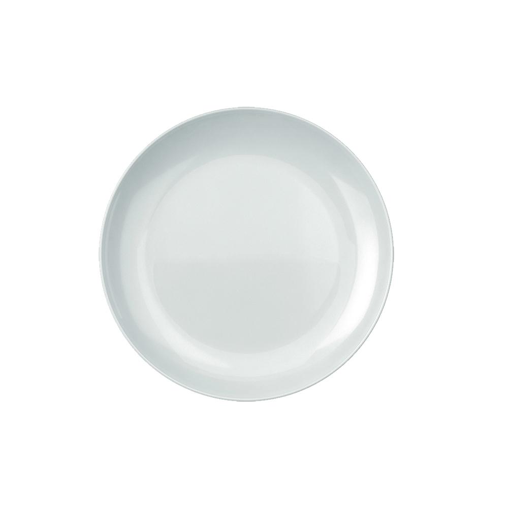 Prato de Sobremesa Duralex Blanc 19 cm Branco Cx 24 PÇS  Nadir Figueiredo 5345