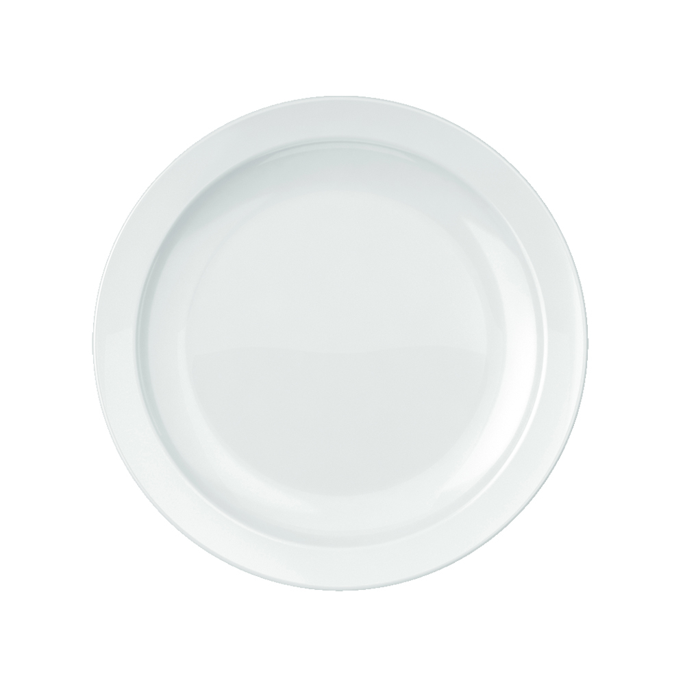 Prato de Sobremesa Duralex Gourmet 20 cm Branco Nadir Figueiredo 5348