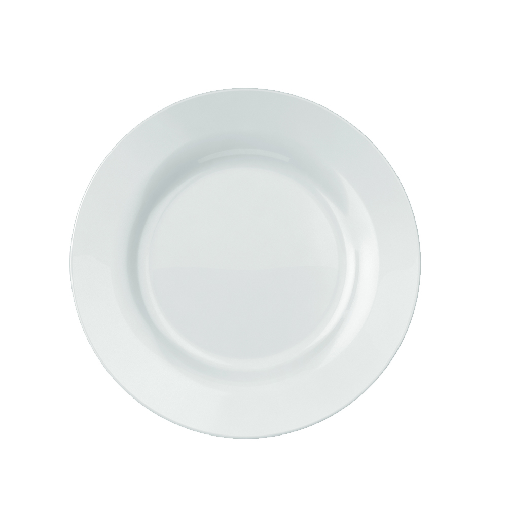 Prato de Sobremesa Duralex Versi 19 cm Branco Nadir Figueiredo 5353