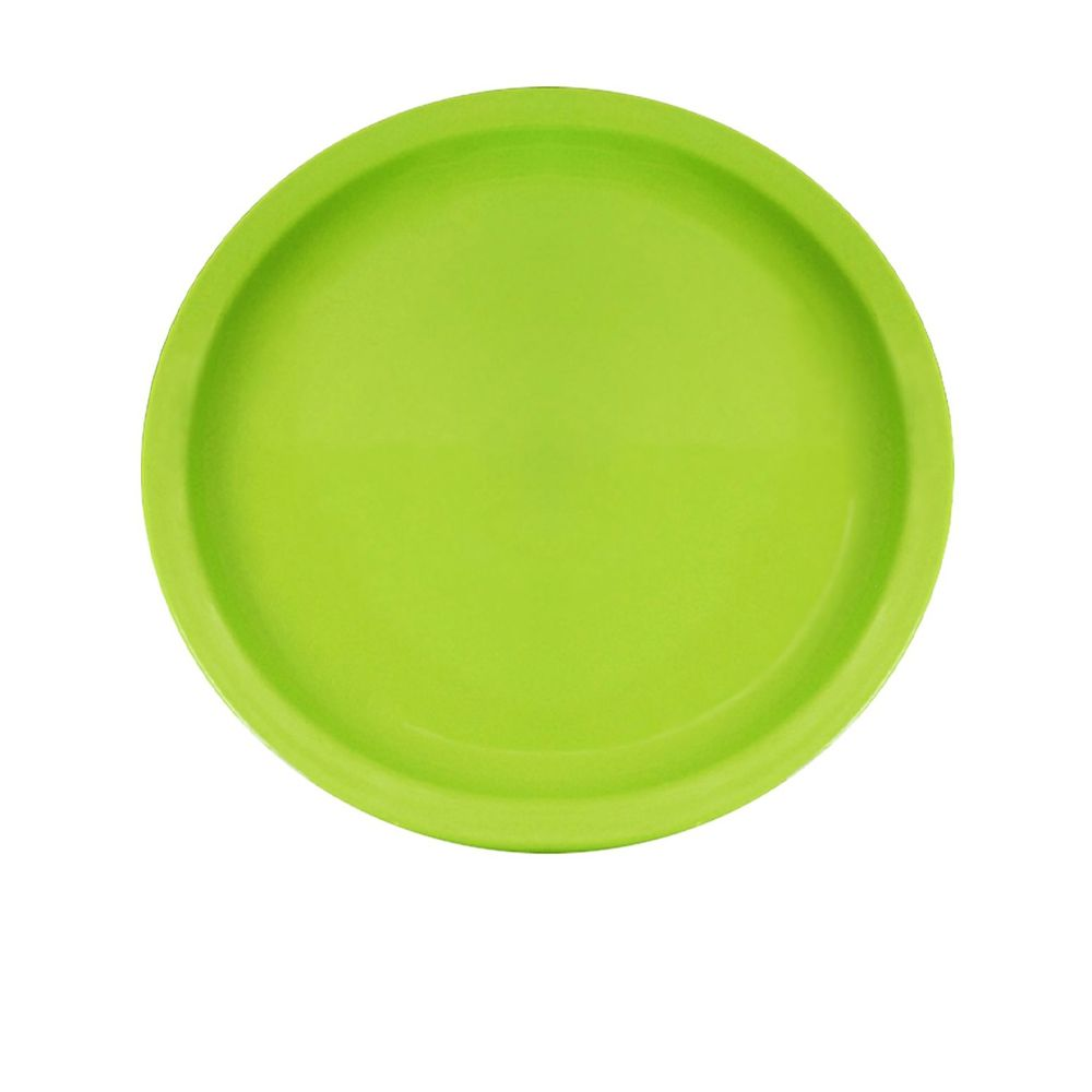 Prato Ellegance 25 cm de Polipropileno Verde Vemplast