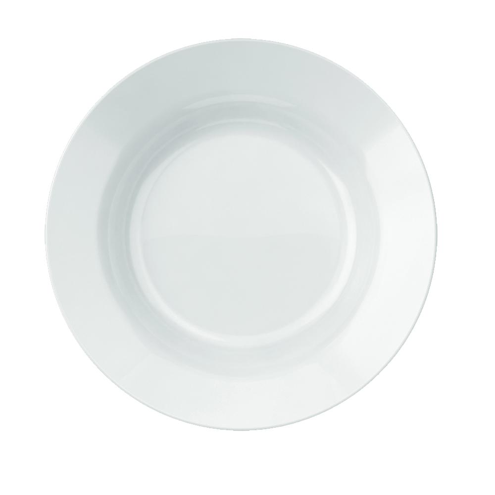Prato Fundo Duralex Versi 23 cm Branco Cx 12 pçs Nadir Figueiredo 5853