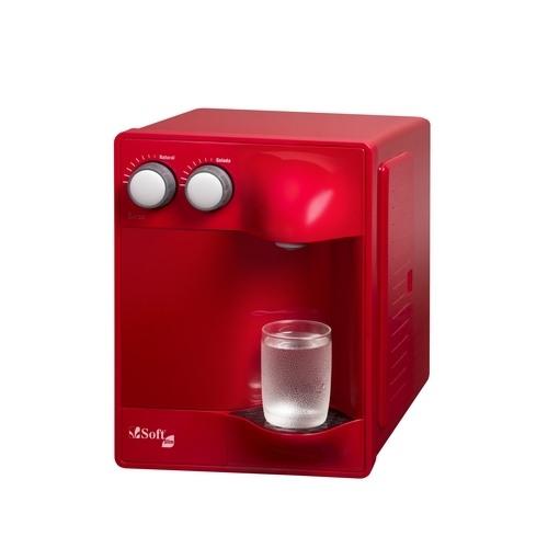 Purificador de Água Soft Slim Vermelho 220V 51628