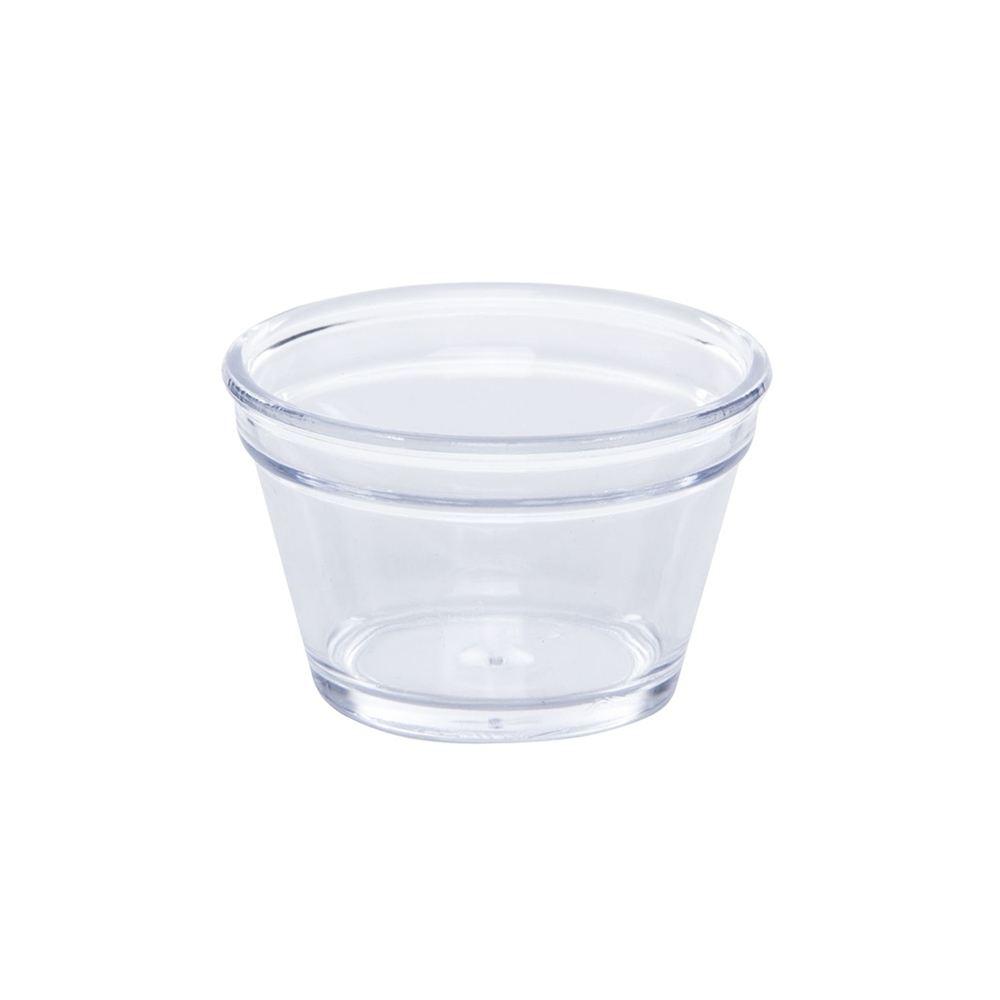 Ramequim Cheff 150 ml de Policarbonato Natural Vemplast