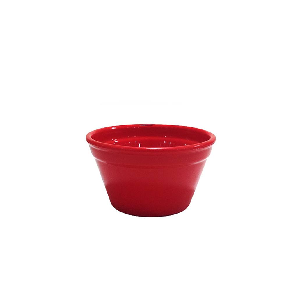 Ramequim Cheff 150 ml de Polipropileno Vermelha Vemplast