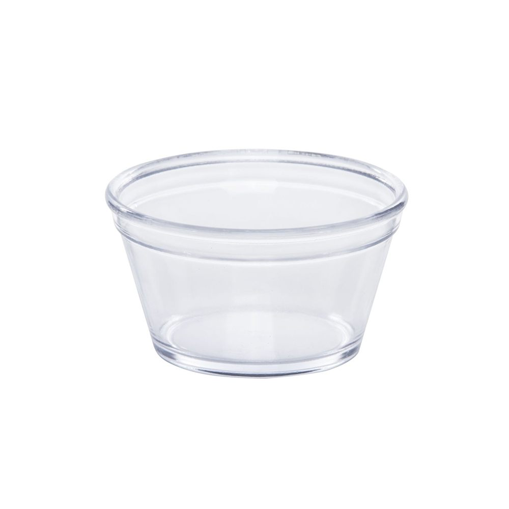 Ramequim Cheff 240 ml de Policarbonato Natural Vemplast