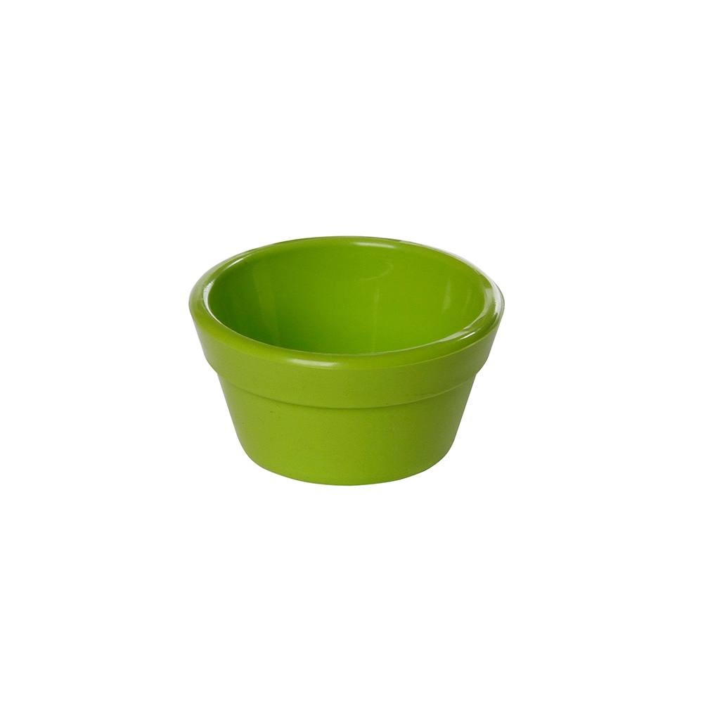 Ramequim Cheff 30 ml de Polipropileno Verde Vemplast