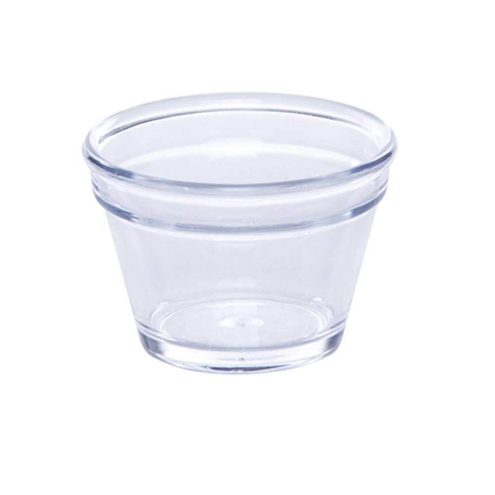 Ramequim Cheff 90 ml de Policarbonato Natural Vemplast