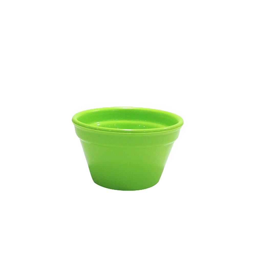 Ramequim Cheff 90 ml de Polipropileno Verde Vemplast