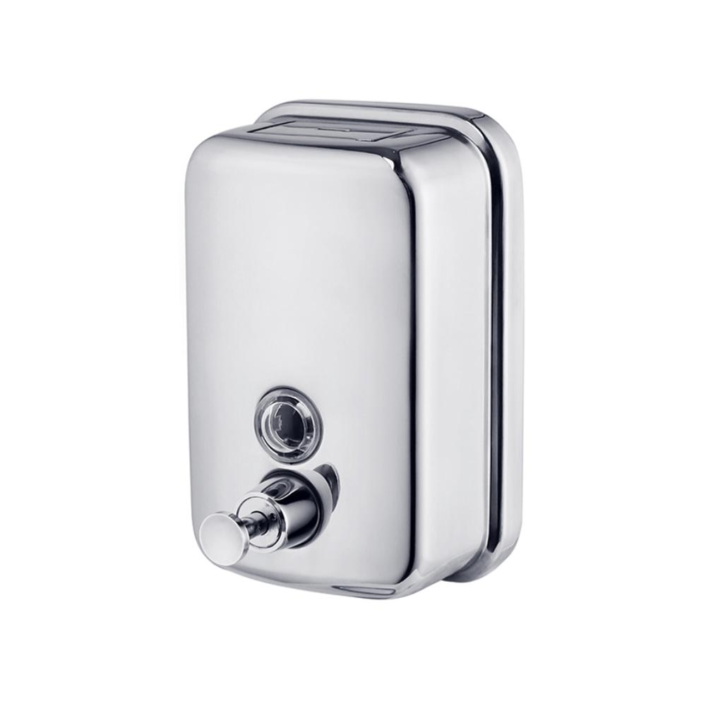 Saboneteira Dispenser em Aço Inox 1 Litro Frigopro