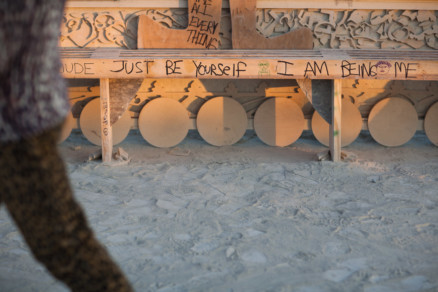 Burning Man: Welcome Home – Photo by Let's Frolic Together