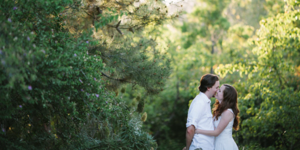 Handcrafted, Sparkly Marvimon House Wedding – Photo by Let's Frolic Together