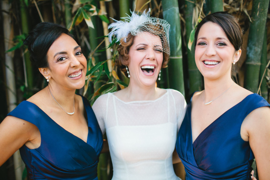 A Colorful Wayfarers Wedding by the Sea – Photo by Let's Frolic Together