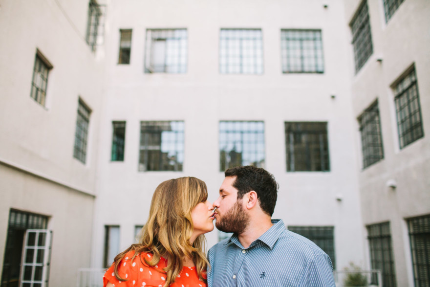 A Million Kisses – Photo by Let's Frolic Together