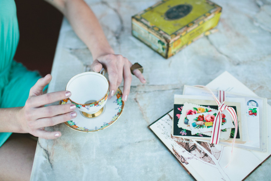 Heart on Her Sleeve Styled Shoot – Photo by Let's Frolic Together