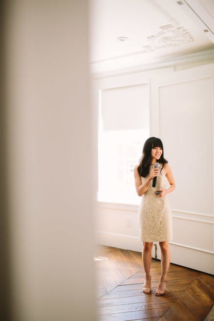 Sweet Morning Wedding at the Culver Hotel – Photo by Let's Frolic Together