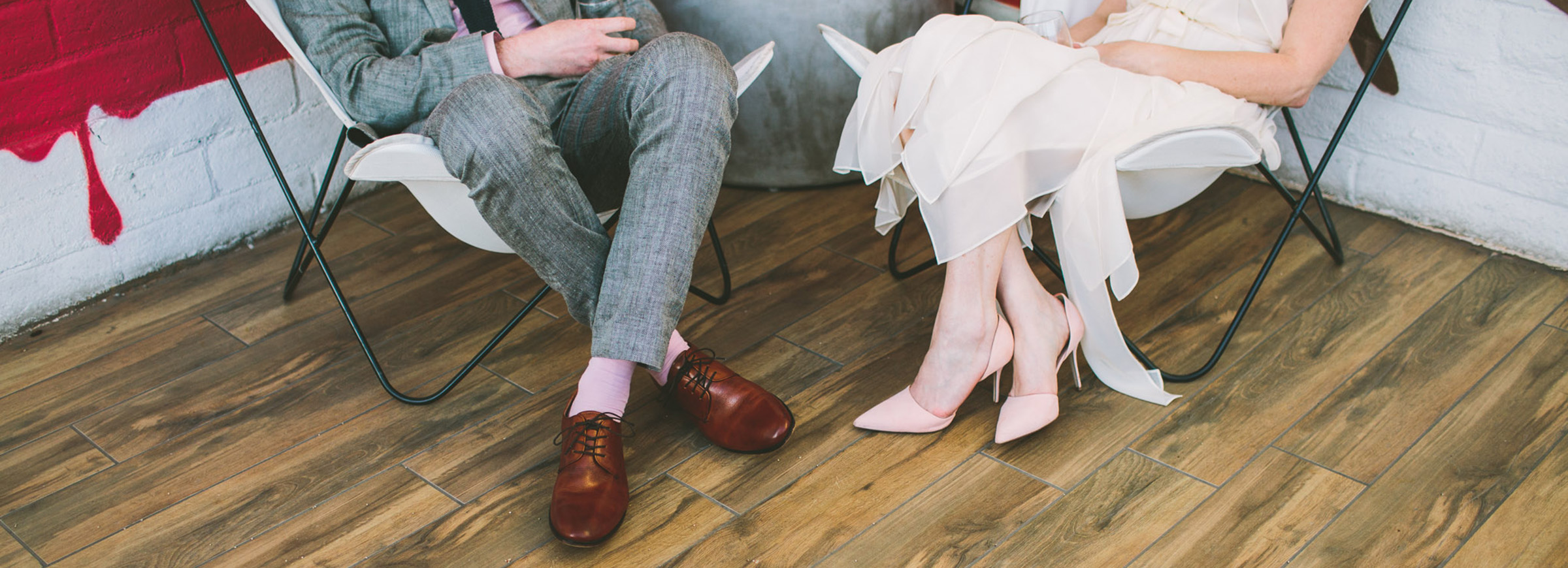 Santa Barbara elopement at the Goodland Hotel