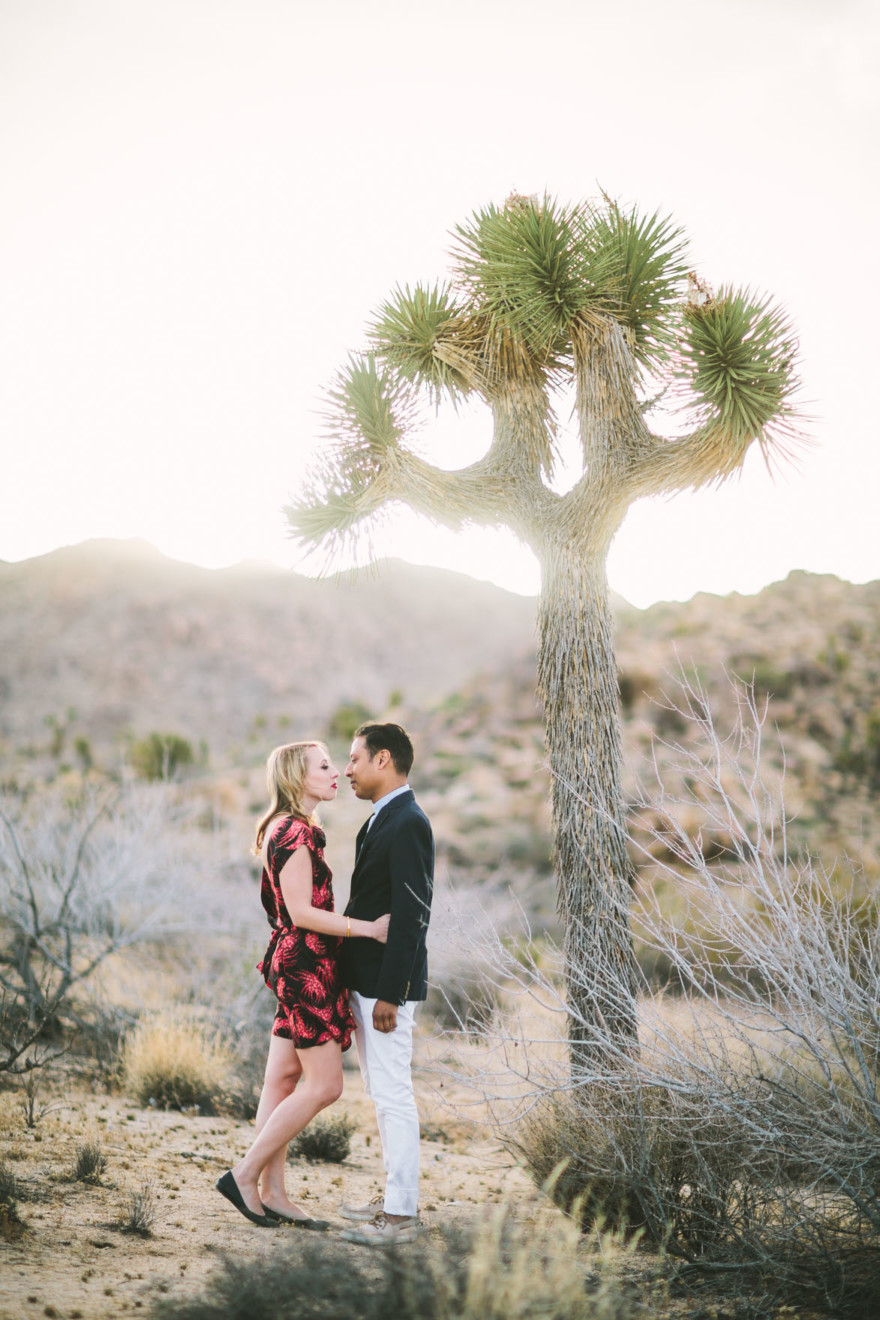 Retro Desert Lovers' Road Trip – Photo by Let's Frolic Together