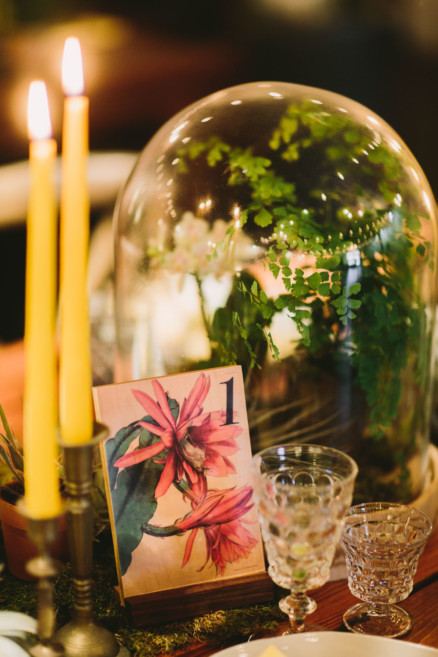 Candlelit Magic at Moniker Warehouse – Photo by Let's Frolic Together